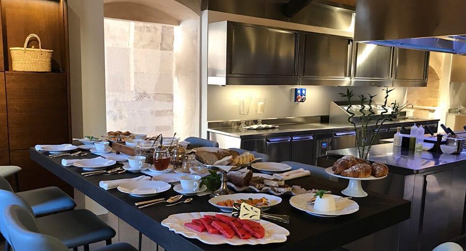 Castello di Ugento\'s restaurant